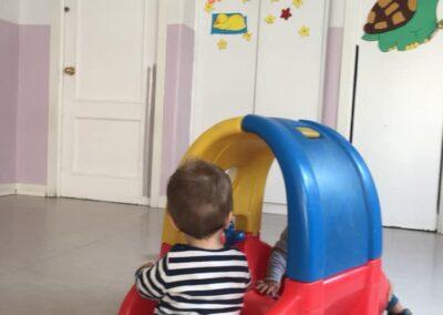 Escuela Infantil Los Renacuajos